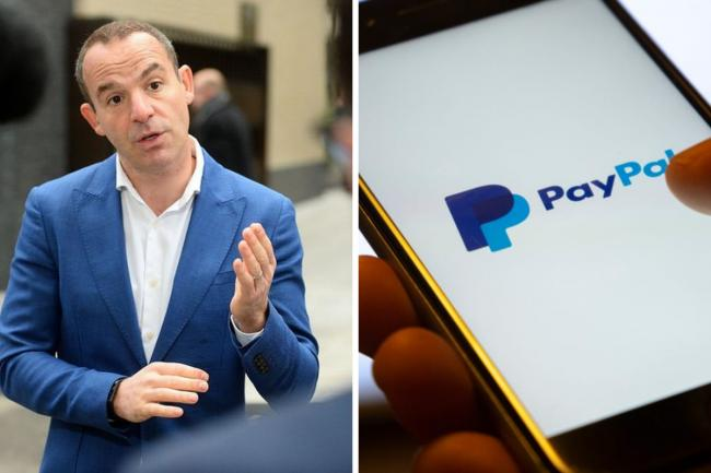 Martin Lewis is warning PayPal users not to get caught out by new charges