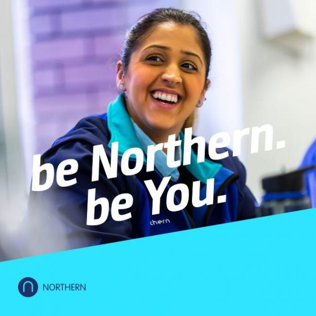 The Be Northern campaign