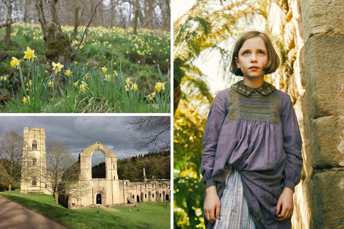 The Secret Garden Filmed On Location In Yorkshire Bradford Telegraph And Argus