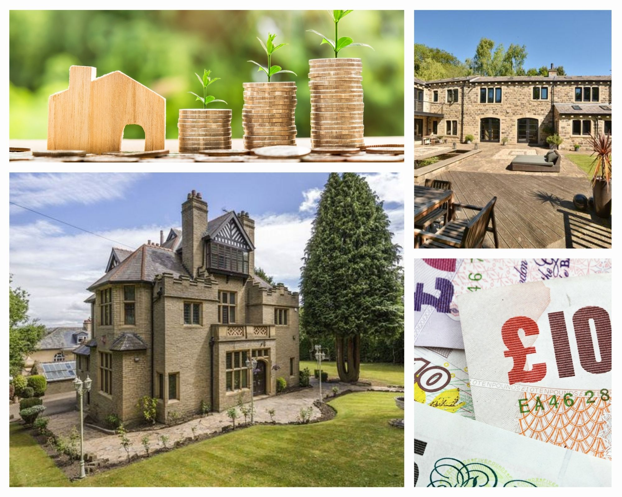 The salary you need to buy West Yorkshire's most expensive homes