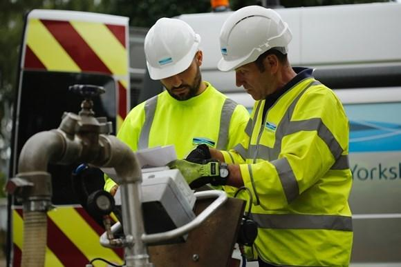 Yorkshire Water is testing sewage in Covid-19 early detection schemes