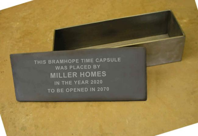 Bramhope residents are being asked to contribute to a time capsule