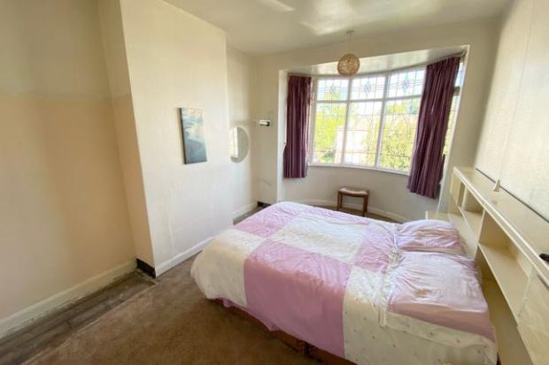 Bradford Telegraph and Argus: Durley Avenue bedroom (Photo: Zoopla)