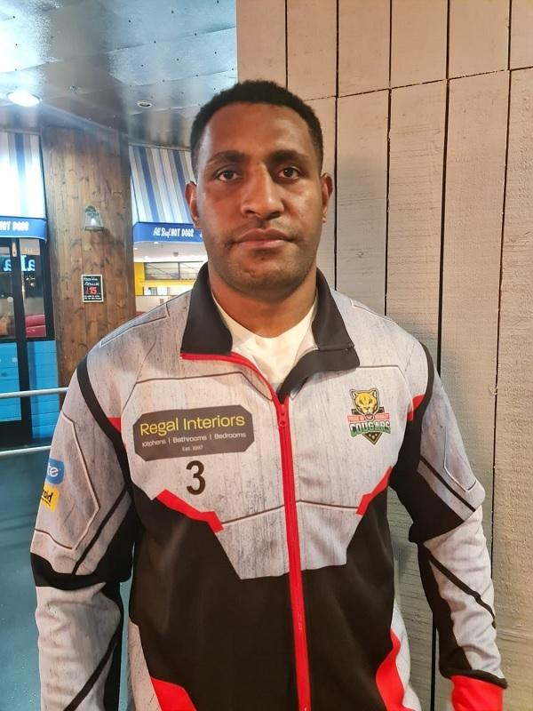 Wellington Albert has joined Keighley Cougars from Leeds Rhinos, to the delight of Rhys Lovegrove and Mick O'Neill.