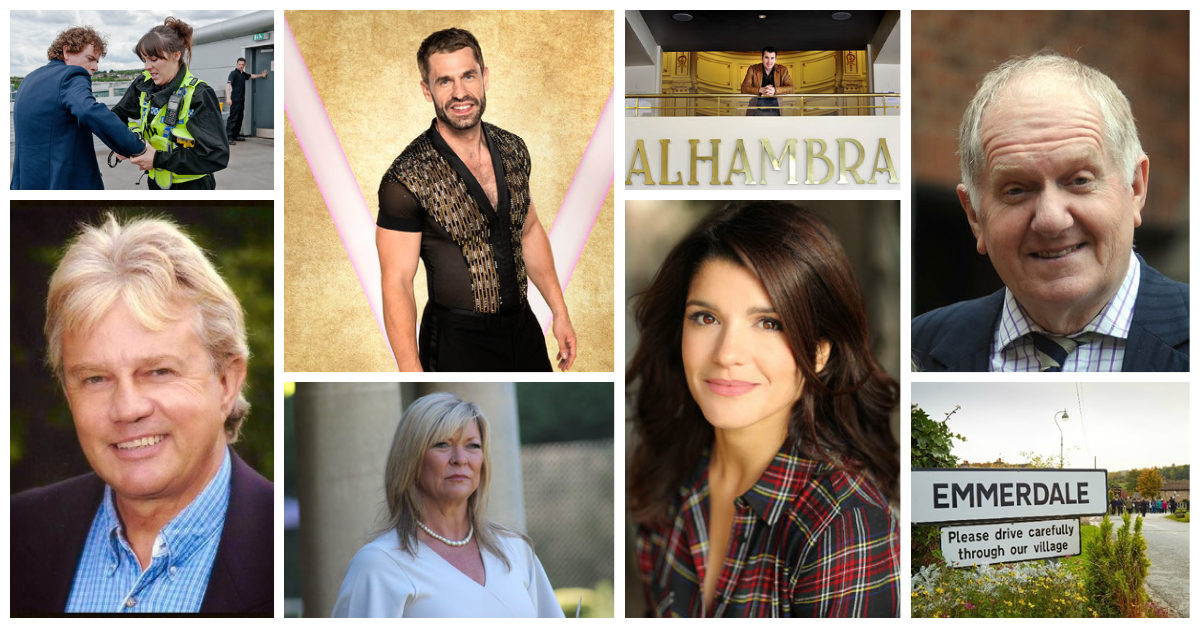 What Emmerdale S Natalie Anderson And Sheree Murphy Do Now Bradford Telegraph And Argus