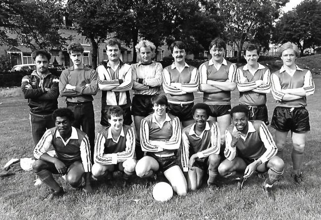 JUNCTION HOTEL ATHLETIC 1985