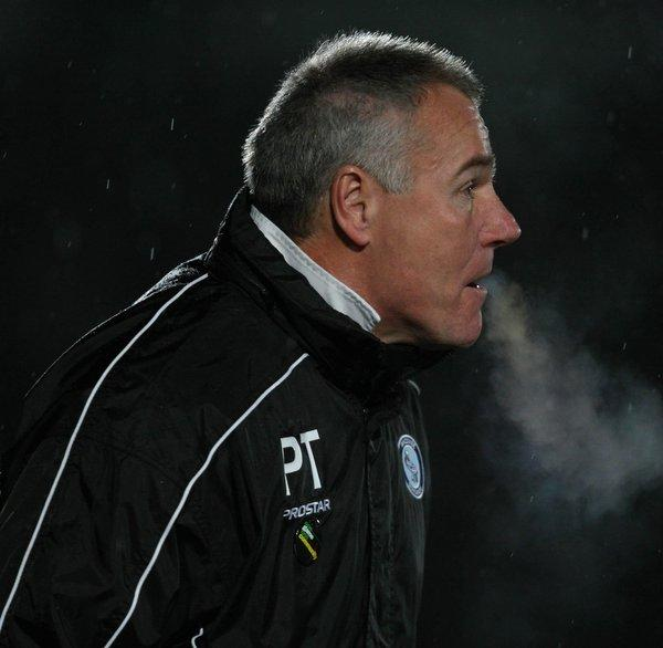 Peter Taylor has won five promotions during a career spanning nearly 25 years