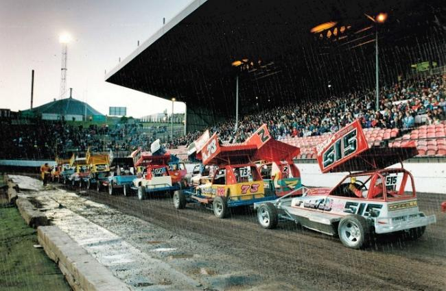 Thousands of fans used to attend stock car races at Odsal, bringing plenty of money into the famous old stadium