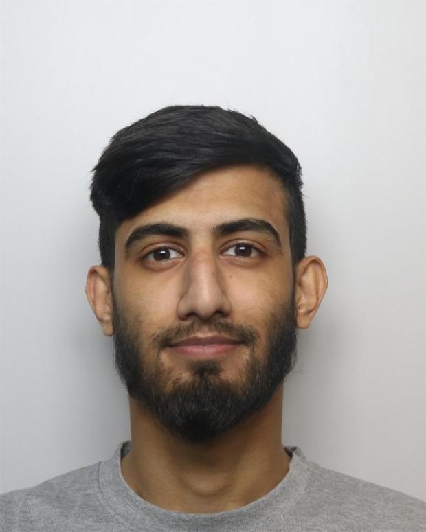 Bradford Telegraph and Argus: Saif Ahmed