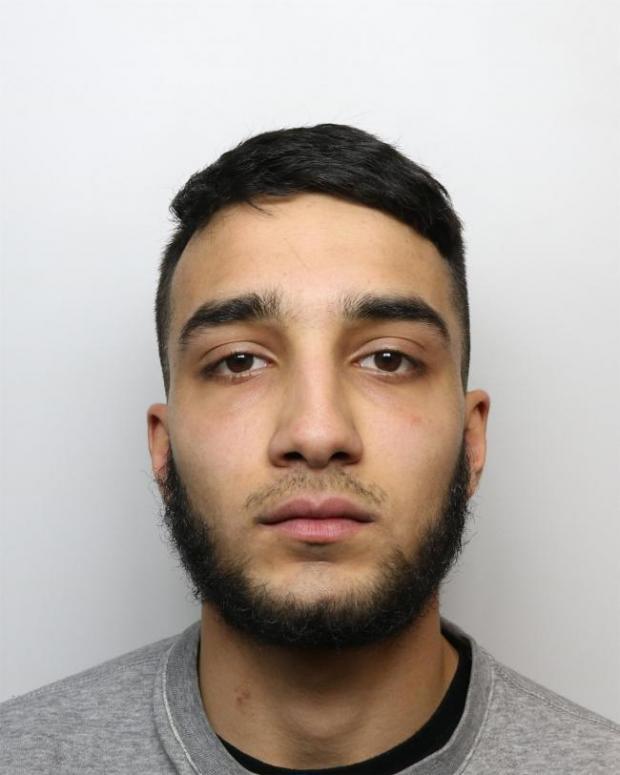 Bradford Telegraph and Argus: Amaad Asif