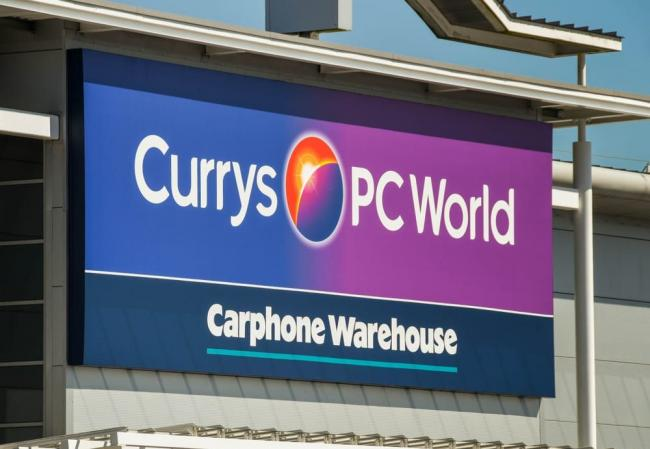 Currys has cancelled many Black Friday orders - here's why. (JPI Media)