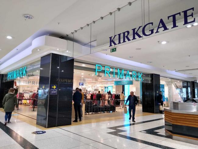 Primark at Kirkgate Shopping