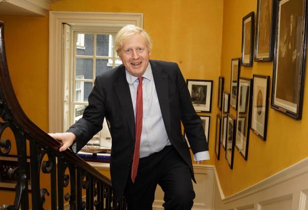 Bradford Telegraph and Argus: Prime Minister Boris Johnson