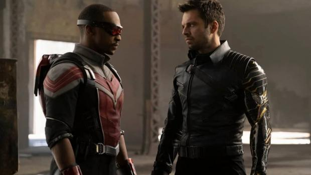 Bradford Telegraph and Argus: The Falcon and the Winter Soldier will be streaming on Disney Plus.  Credit: Marvel / Disney