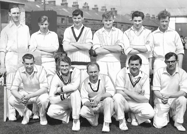 Bradford Telegraph and Argus: BINGLEY CRICKET CLUB 1960