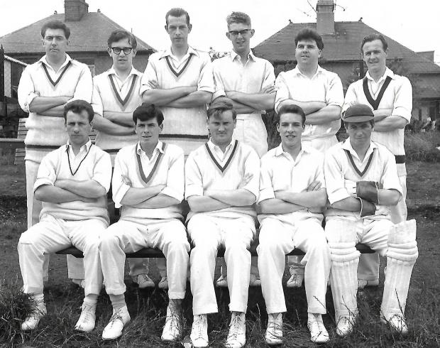 Bradford Telegraph and Argus: BINGLEY CRICKET CLUB 1964