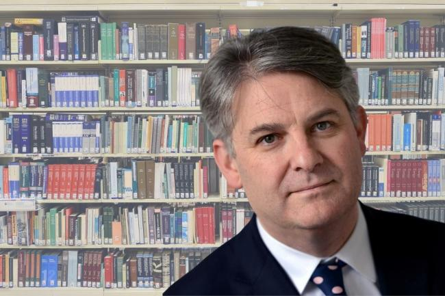 Philip Davies speaks on 'free speech at universities'