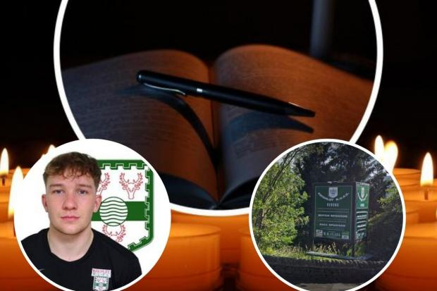Book of condolence: Tributes to 21-year-old Alex Barusevicus