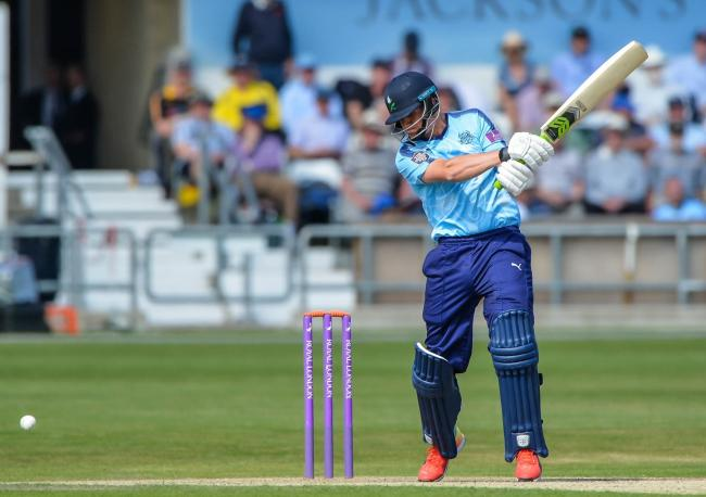 Tom Kohler-Cadmore has been one of the bright spots for Yorkshire in T20 cricket over the last few years. Picture: Ray Spencer.