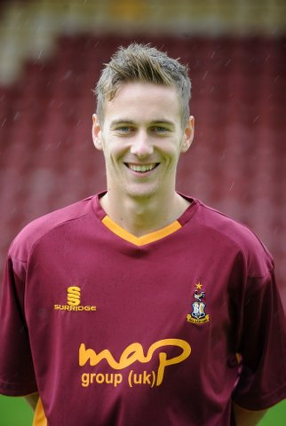 Rory Boulding was among the players released by Peter Taylor last season