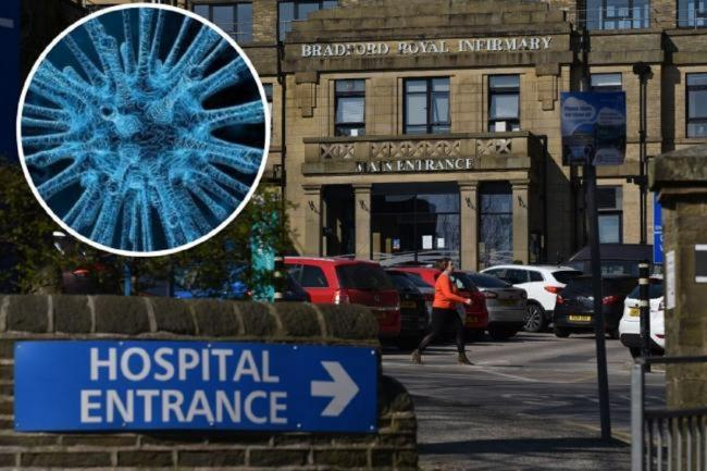 There have been a further two Covid deaths in Bradford's hospitals