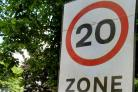 Clayton is home to a new 20mph zone