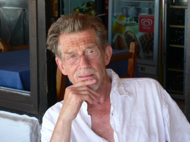 John Hurt, who is due to talk about his films with Tony Earnshaw at the National Media Museum