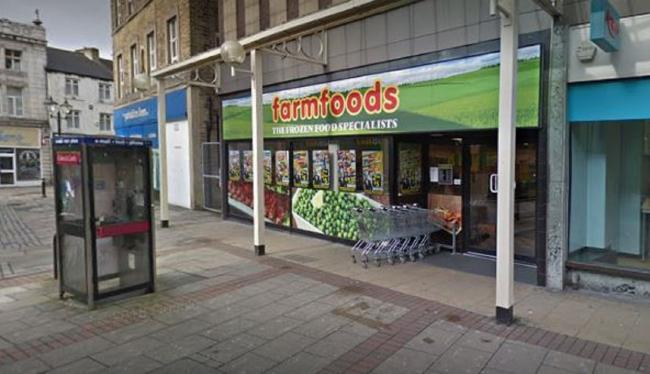 Farmfoods, Keighley. Picture: Google Streetview
