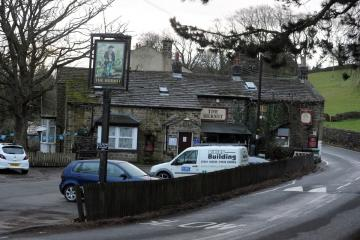 The Hermit in Burley Woodhead is listed for sale via auction