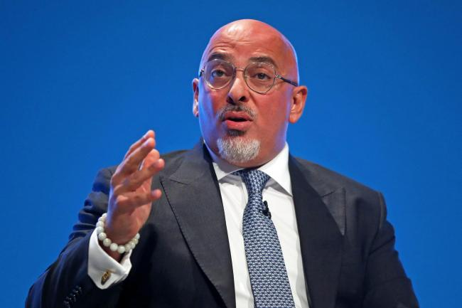 Nadhim Zahawi revealed some dates of when lockdown will be lifted. Pic: PA