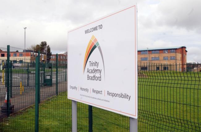 Queensbury Academy is now  called Trinity Academy Bradford to reflect its new leadership under the Trinity Multi-Academy Trust