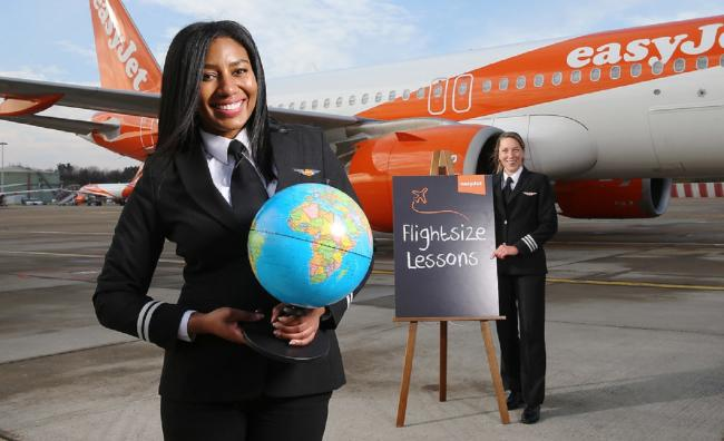 How Bradford children can learn lockdown lessons from Easyjet pilots