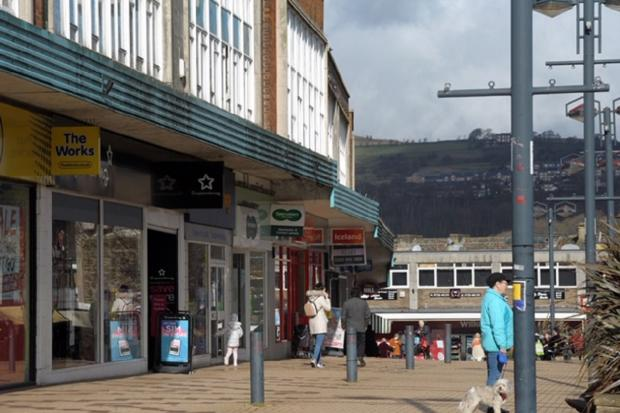 Bradford Telegraph and Argus: Shipley town centre