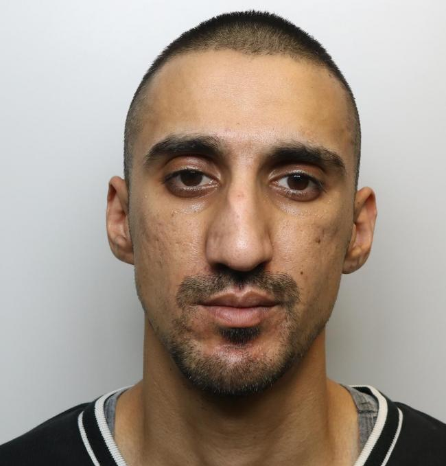 Rizwan Attaullah, of Batley, has been jailed after crash which killed his passenger