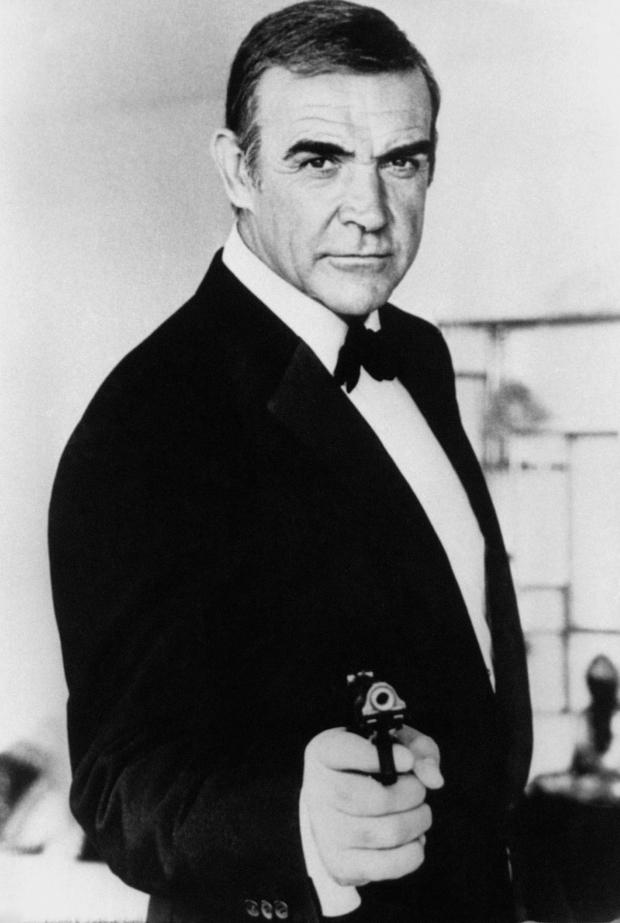 Bradford Telegraph and Argus: Sir Sean Connery (PA)