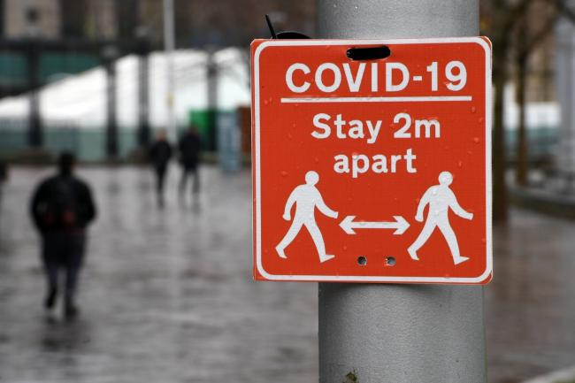 Warning over third Covid spike in areas with high infection rates