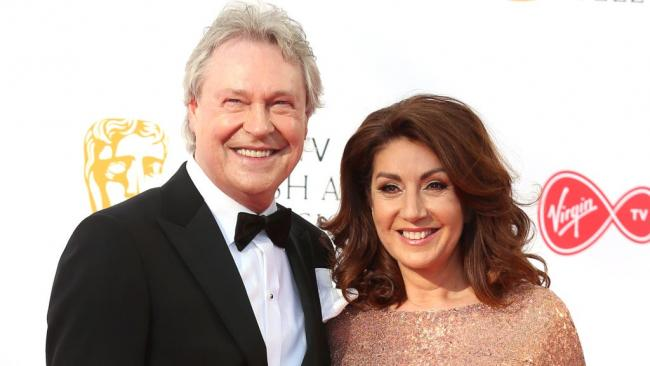 Loose Women's Jane McDonald announces death of long-term partner Eddie Rothe, 67
