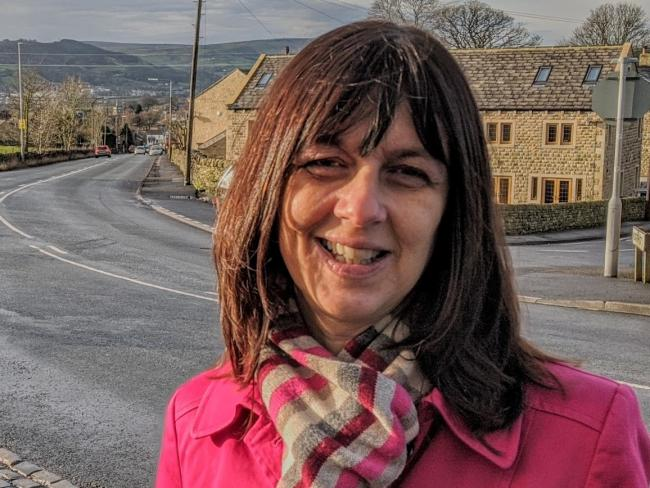 Caroline Whitaker is the Green Party candidate for the Craven Ward in Bradford Council elections