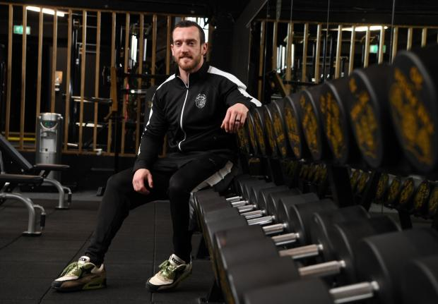Bradford Telegraph and Argus: Terry Holt, owner of The Pride Gym in Low Moor
