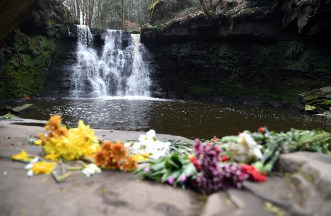 Abu Farhan, 14, drowned at Goit Stock Waterfall on March 30