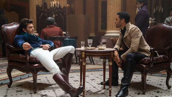 Netflix announce third and fourth series of raunchy drama Bridgerton