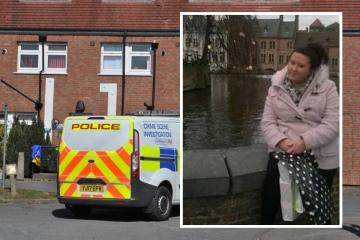 Police charge man with murder and name woman in Horsforth
