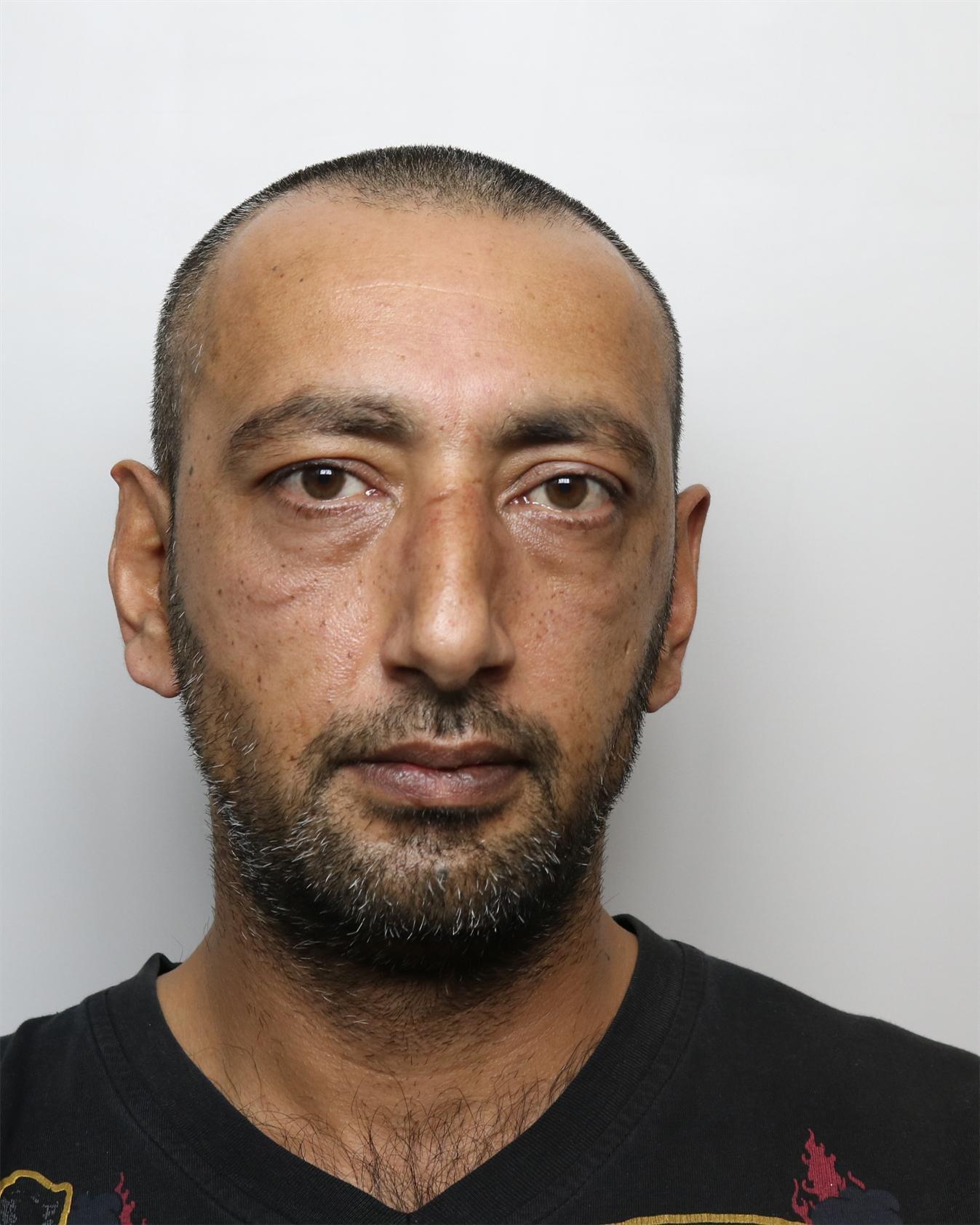 Man jailed after police found £47,000 drugs stash