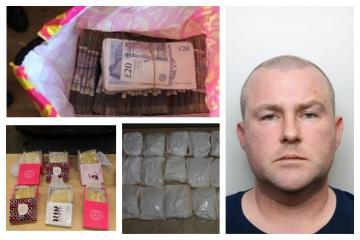 Serial drug dealer Derrick Woods ordered to repay £200k