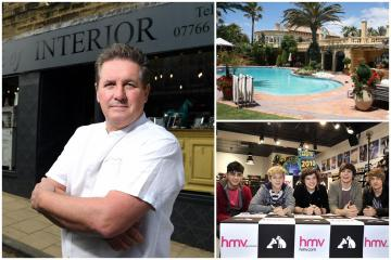 Man rented out X-Factor villa where One Direction formed