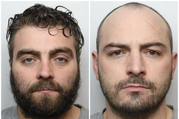 Bradford brothers John and Dean Doyle jailed after Holme Wood shooting incident