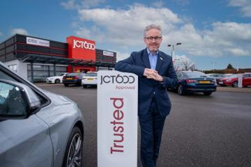 Bradford-founded family firm JCT600 celebrates 75th anniversary