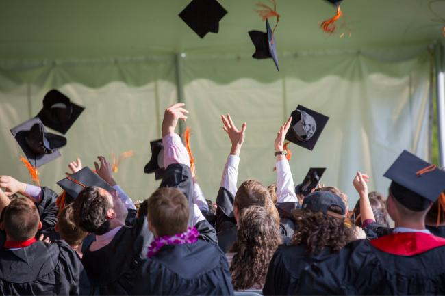 Revealed: The top 20 university degrees most likely to get you a job. (Canva)