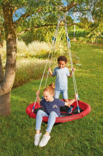 Bradford Telegraph and Argus: Playtive Nest Swing. (Lidl)