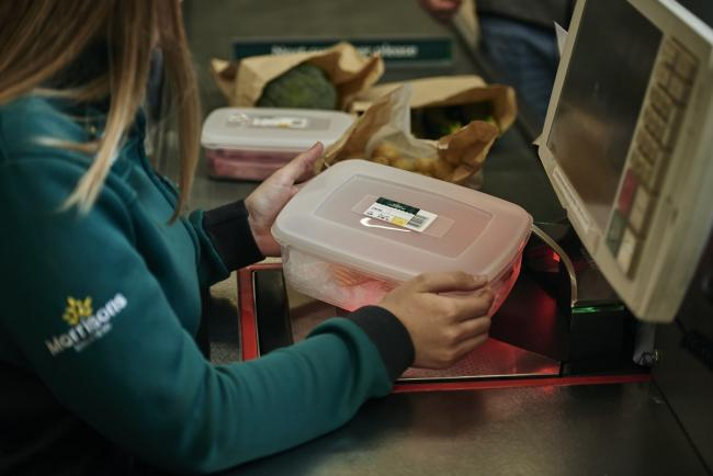 Morrisons reintroduces refillable containers at in store counters to reduce plastic